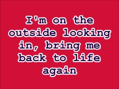 The Letter Black - Outside Looking In (Lyrics)