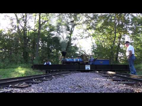 Riverside & Great Northern Railway: RARE Double Header on a Grand Scale Railway
