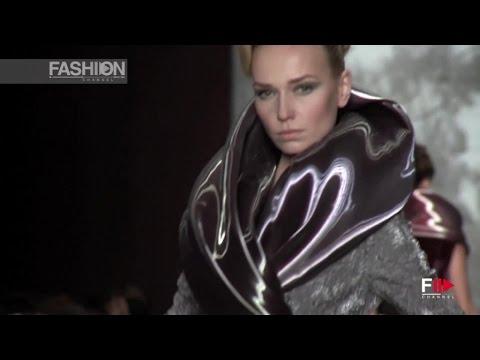 IGOR GULYAEV Mercedes Benz Fashion Week Russia Autumn Winter 2015 by Fashion Channel