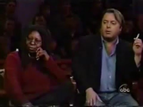 Christopher Hitchens On Politically Incorrect with Bill Maher discussing Vietnam and Communism
