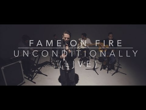 Katy Perry - Unconditionally (Acoustic Cover by Fame On Fire)