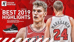 Lauri Markkanen BEST Highlights & Moments from 2018-19 NBA Season!
