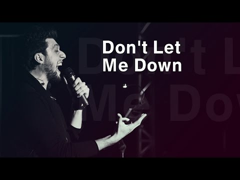 Aram Mp3 - Don't Let Me Down (Live Concert) 05