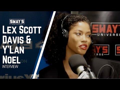 'The First Purge' Stars Lex Scott Davis And Y'lan Noel Breakdown The Prequel | Sway's Universe