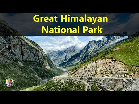 Best Tourist Attractions Places To Travel In India | Great Himalayan National Park Destination Spot