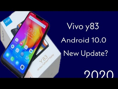 Vivo Y83 Android 10.0 And Q New Update? 2020/By Technical Vijay