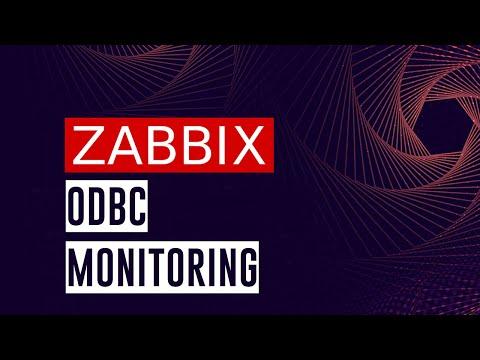 Database ODBC Monitoring with Zabbix - by Zabbix Cookbook