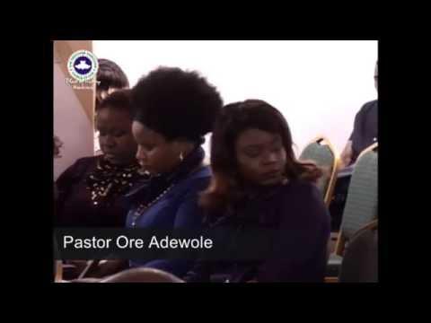 Purpose Fulfilment, Pastor Ore Adewole, July 2016