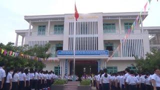 Tin tức 24h: Ngôi trường mang tên Quần đảo Hoàng Sa