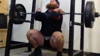 How to FRONT SQUAT with poor mobility thumbnail