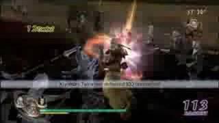 Warriors Orochi 2 (Xbox 360) - Simple Mortal Gameplay