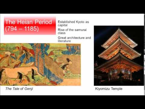 Japanese History 12000 BCE to the present - Exploring Japanese Culture part 2