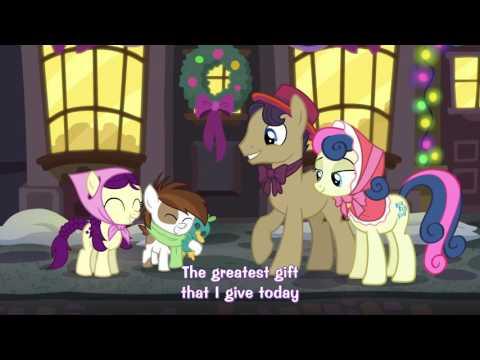 My Little Pony: FIM - Say Goodbye to the Holiday (Instrumental)