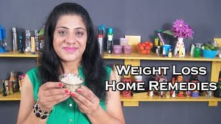 Weight Loss Tips and Home Remedies by Sonia Goyal @ ekunji.com