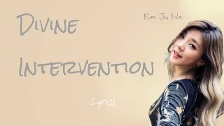 Kim Ju Na- 'Divine Intervention' (Hwarang: The Beginning OST, Part 6) [Han|Rom|Eng lyrics]