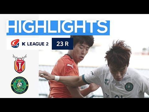 Jeju Utd Ansan Greeners Goals And Highlights