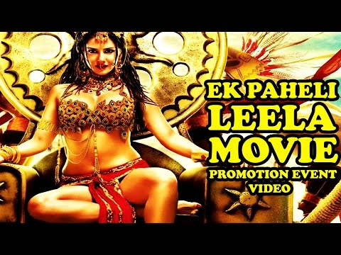 'ek-paheli-leela'-(2015)-promotion-events-full-video-|-sunny-leone-|-jay-bhanushali