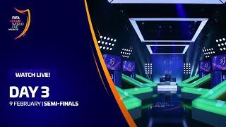 FIFA eClub World Cup | Day 3 - Quarter Finals & Semi Finals