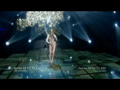 Jenny Silver  A Place To Stay Melodifestivalen 2010 Sweden Eurovision