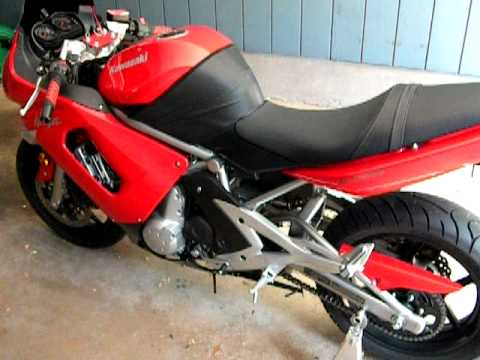 650r Ninja