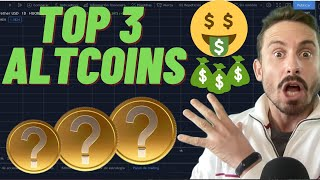 TOP 3 ALTCOINS TO GET RICH IN 2021!!!!!!!!!!!!!!!!!! (One can easy 50x)