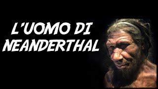 L'uomo di neanderthal - videolezione storia per la classe terza scuola primaria.
