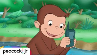 Floats Your Boat 🐵Curious George 🐵Kids Cartoon 🐵Kids Movies 🐵Videos for Kids