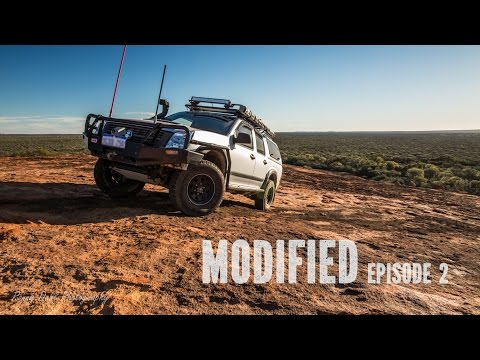 Modified Holden Rodeo, Modified Episode 2