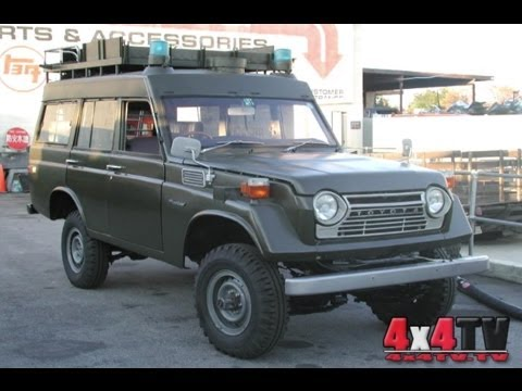 A Tour of Specter Off-Road Part 1 with 4x4TV