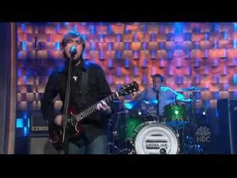 Taking Back Sunday MakeDamnSure Conan O'Brien 05 02 06