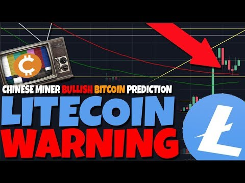 Is Litecoin Preparing To MOVE up? Did You Buy In? Crypto Miner Predicts Bitcoin Could Reach $740K
