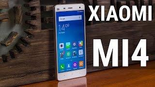 видео обзор смартфона Xiaomi mi4 , характеристики, обзор, отзывы, купить Xiaomi mi4