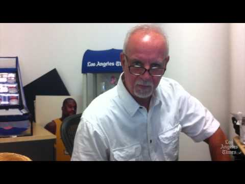 An invitation from L.A. Times columnist Steve Lopez - YouTube