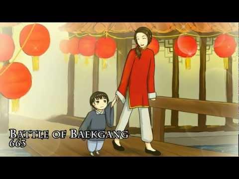 Axis Powers Hetalia - History is Now (Animated video)