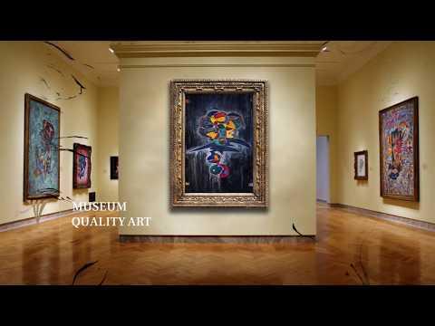 Fine Art Gallery. Art Website. Online Art Gallery. Web Gallery Of Art.