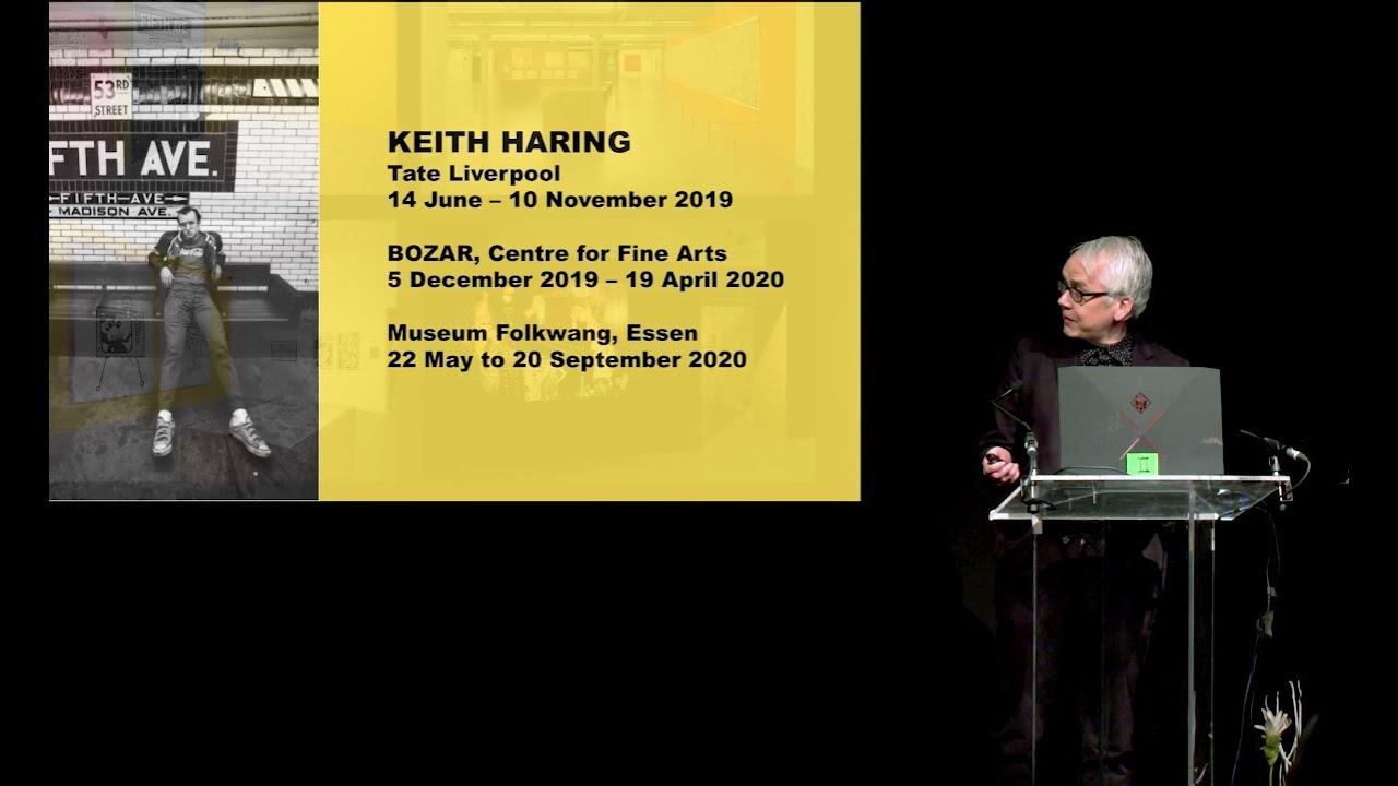 BRAFA Art Talk 2020: Darren Pih and Alberta Sessa on Keith Haring - Part I & II