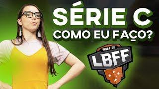 Como se inscrever na série C da LBFF