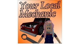 Advertising Your Local Mechanic (roblox)
