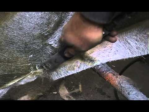 Witchdoctors - How to make a fiberglass part