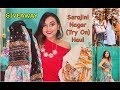 Sarojini Nagar(Try On)Haul || Dress For Rs 50 || GIVEAWAY|| AmajesticMind