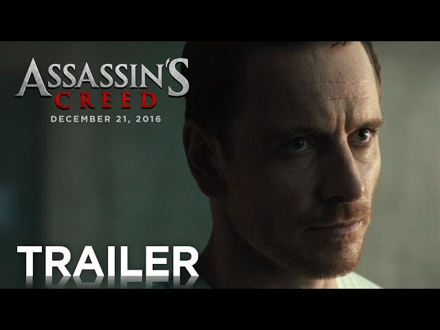 Assassin's Creed: The Movie Video 1