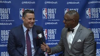 Sean Miller describes the 'gratifying' experience seeing Deandre Ayton drafted