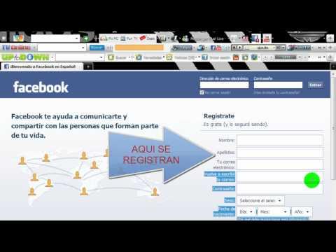 Como Entrar A Facebook
