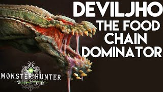 Monster Hunter World NEW DLC Monster Is Here - Deviljho Complete Quest