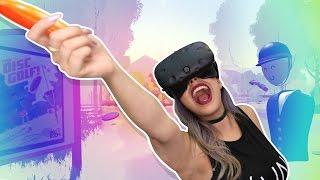 FRISBEE VR! - Rec Room