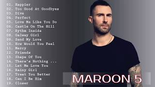 Download lagu Lagu Barat Populer awal 2019, Maroon 5, Ed Sheeran, Taylor Swift, Adele, Sam Smith, Shawn Mendes
