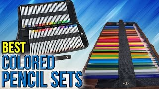 10 Best Colored Pencil Sets 2017