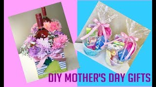 MOTHER'S DAY 2018| LAST MINUTE GIFT IDEAS