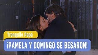 Tranquilo Papá - ¡Pamela y Domingo se besaron! / Capítulo 43