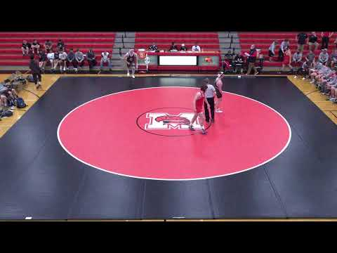 Marist High School vs. Mt. Carmel Varsity Mens' Wrestling